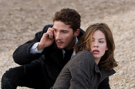 Eagle Eye - Shia LaBeouf and Michelle Monaghan
