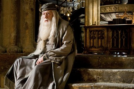 Harry Potter and the Half Blood Prince - Professor Dumbledore (Michael Gambon)