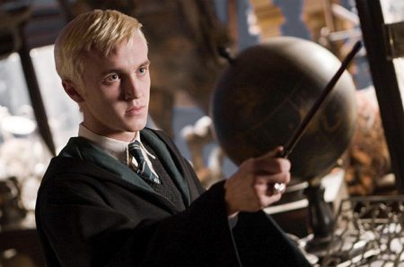 Harry Potter and the Half Blood Prince - Draco Malfoy (Tom Felton)