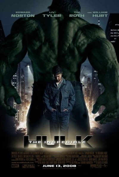 The Incredible Hulk - Poster