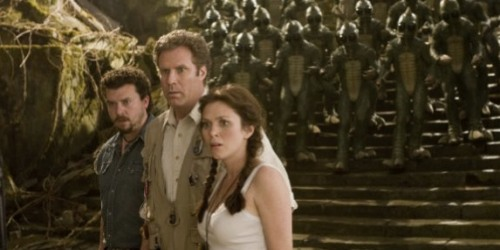 Will Farrell, Anna Friel - Land of the Lost