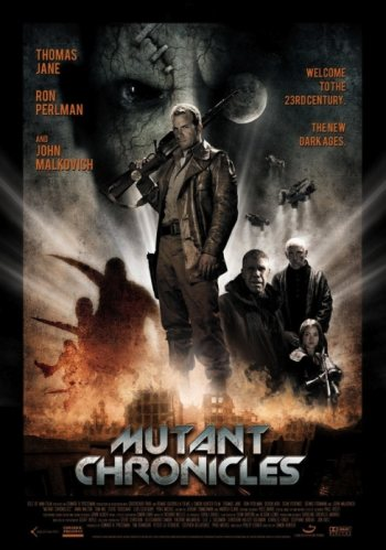 The Mutant Chronicles - Movie Poster