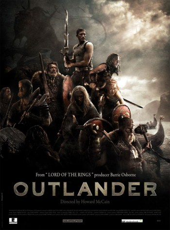 Outlander - Movie Poster