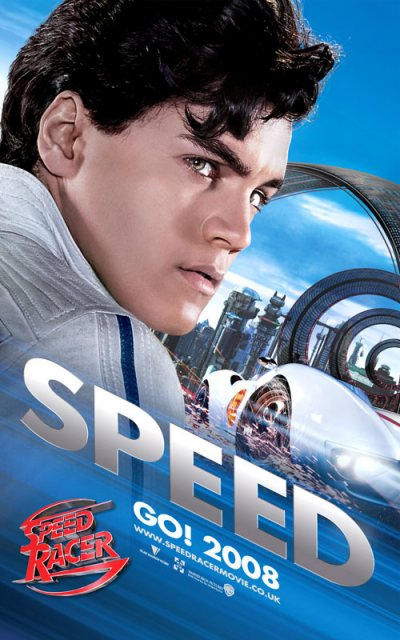 Speed Racer Poster - Speed