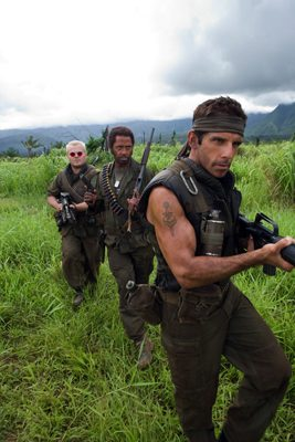 Tropic Thunder - Ben Stiller
