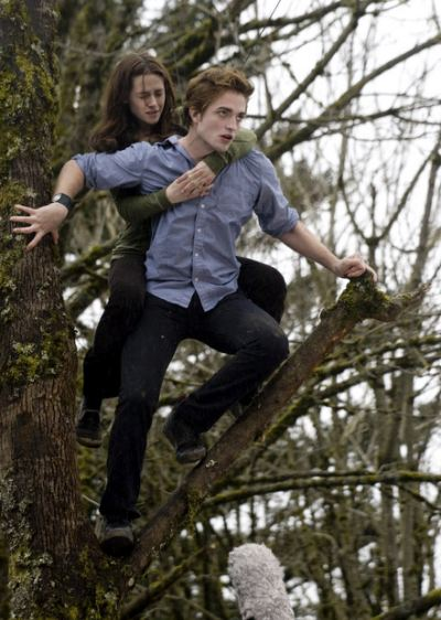Twilight - Robert Pattinson and Kristen Stewart
