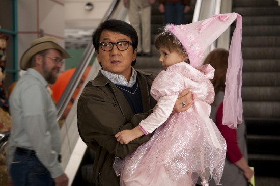 Jackie Chan in Spy Next Door