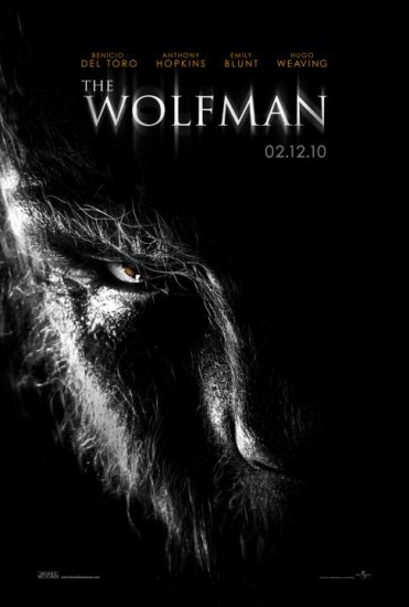 THE WOLFMAN (2) Movie Poster