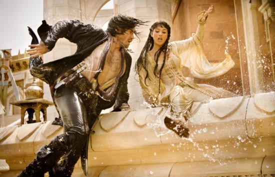 Jake Gyllenhaal and Gemma Arterton in Prince of Persia: The Sands of Time