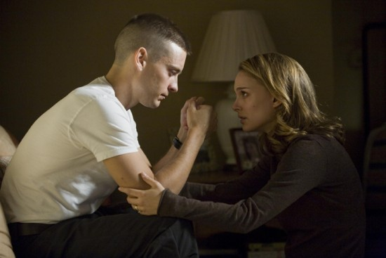 Tobey Maguire and Natalie Portman in Brothers