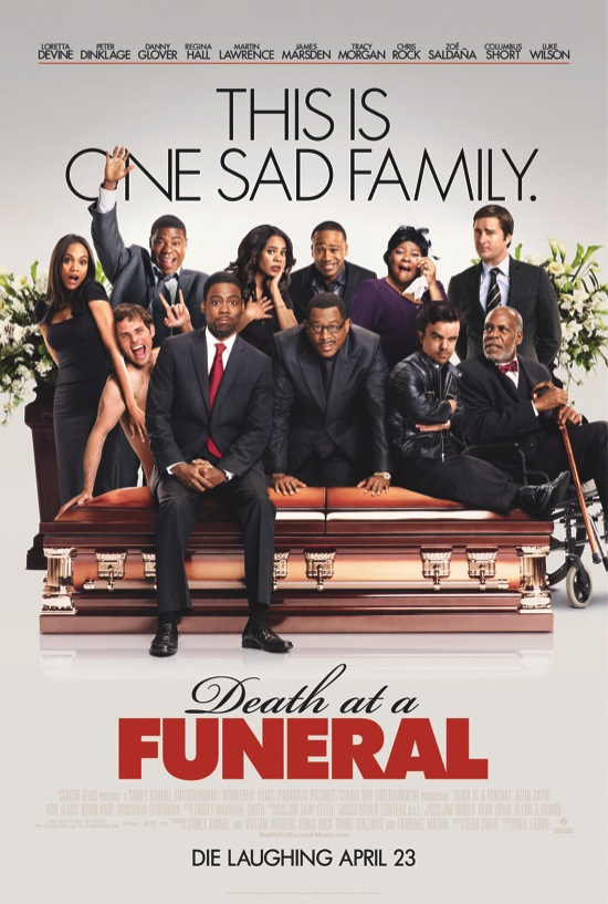 Death at Funeral poster