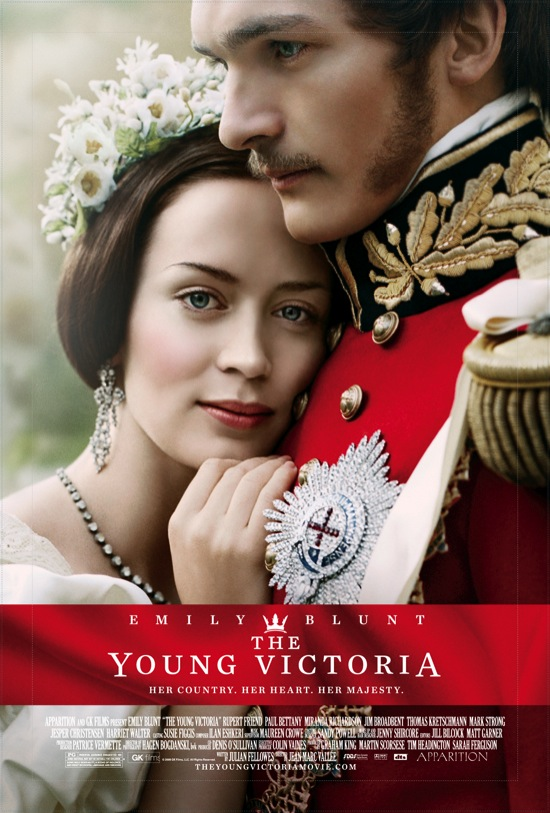 The Young Victoria Official Poster