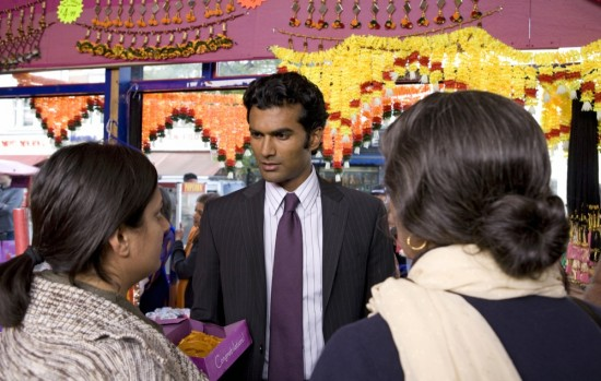 Sendhil Ramamurthy in It's A Wonderful Afterlife