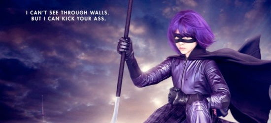 Chloe Moretz as Hit Girl - Kick Ass