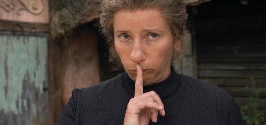 Emma Thompson in Nanny McPhee and the Big Bang