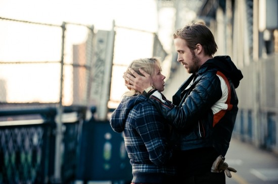 Michelle Williams and Ryan Gosling in BLUE VALENTINE