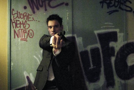 Jonathan Rhys Meyers in From Paris With Love