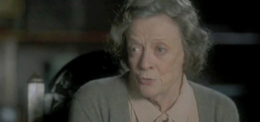 Maggie Smith in From Time to Time