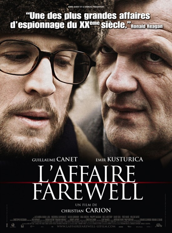 L'affaire farewell poster