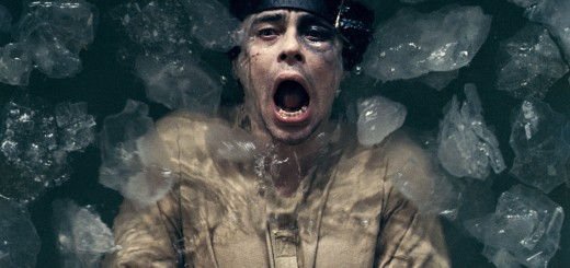BENICIO DEL TORO as Lawrence Talbot in The Wolfman (2010)