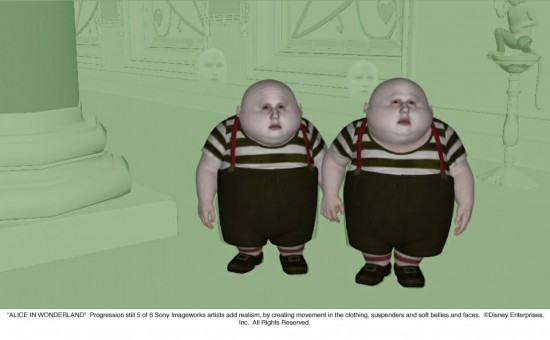Tweedles Progression 5 of 6