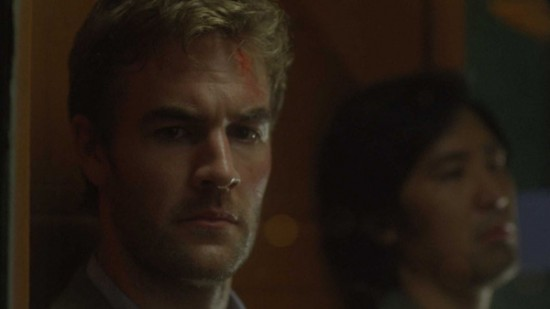 James Van Der Beek in Formosa Betrayed