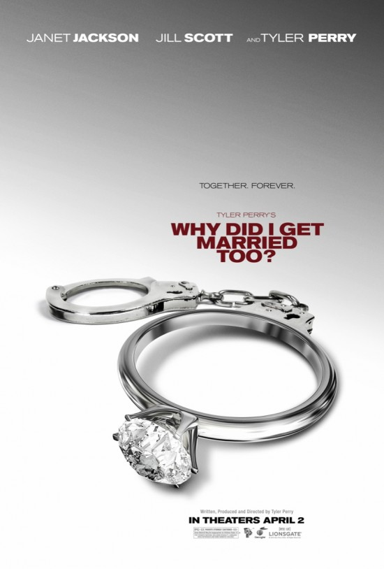 Tyler Perry's Why Did I Get Married? teaser poster