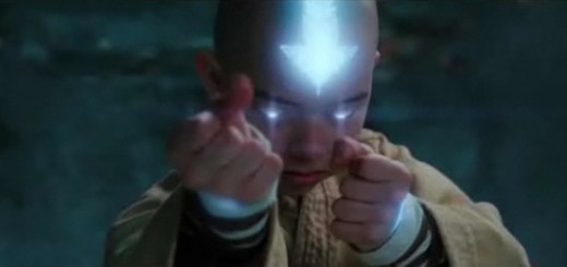 The Last Airbender - Aang avatar state