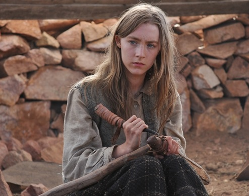 Saoirse Ronan in The Way Back