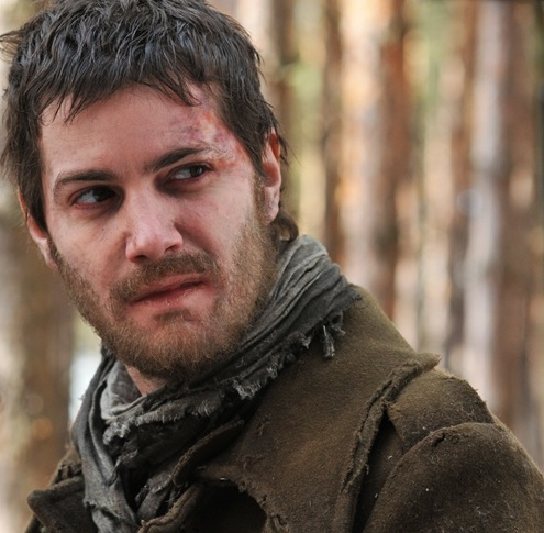 Jim Sturgess in The Way Back