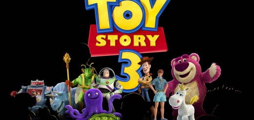 Toy Story 3 Character Reveal Poster