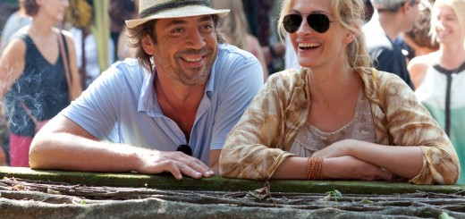 EAT PRAY LOVE - Javier Bardem and Julia Roberts