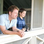 Greg Kinnear and Bobby Coleman in THE LAST SONG