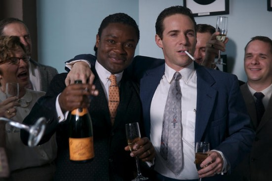 David Oyelowo and Alessandro Nivola in Who Do You Love