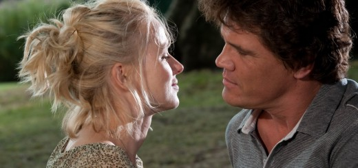 Naomi Watts and Josh Brolin in You Will Meet A Tall Dark Stranger