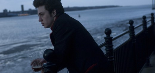 Aaron Johnson in Nowhere Boy