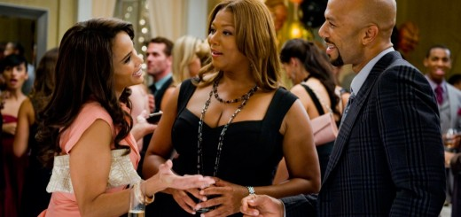 Queen Latifah and Common in Just Wright