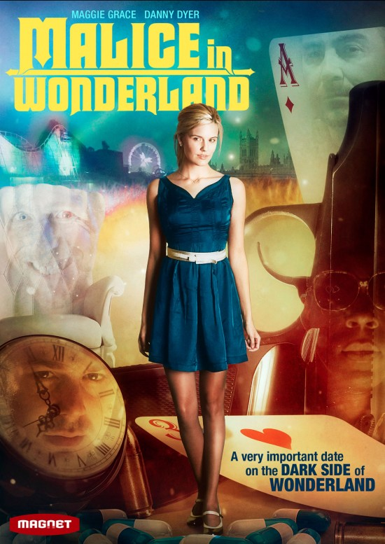 Malice in Wonderland movie poster