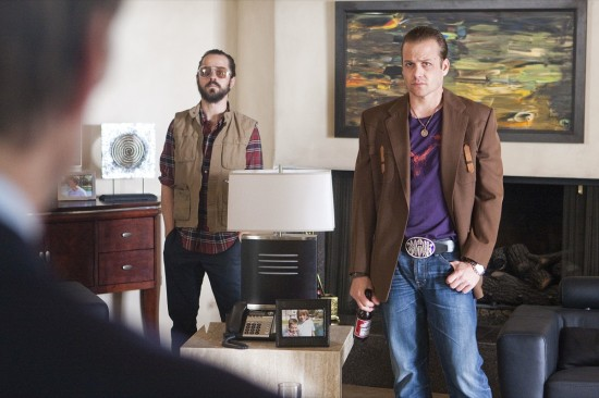 Giovanni Ribisi and Gabriel Macht in MIDDLE MEN movie