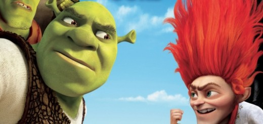 Shrek Forever After movie