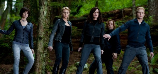 The Twilight Saga: Eclipse movie - The Cullens Family