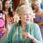 Betty White, Meagan Holder, Brytni Sarpy, and Anna White in YOU AGAIN