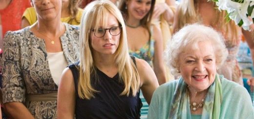 Jamie Lee Curtis, Kristen Bell, and Betty White in YOU AGAIN