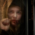 Chloe Moretz as Abby in LET ME IN movie