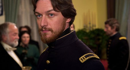 James MacAvoy as Frederick Aiken - The Conspirator movie