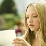 Amanda Seyfried in Letters to Juliet movie