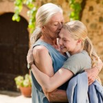 Vanessa Redgrave and Amanda Seyfried in Letters to Juliet movie