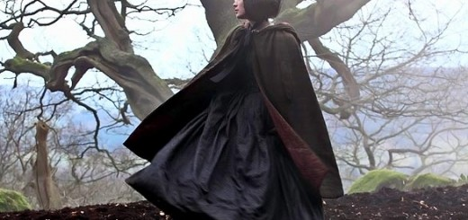 Mia Wasikowska in Jane Eyre movie