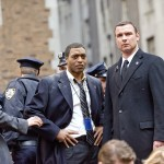 Liev Schreiber, Chiwetel Ejiofor in Salt movie