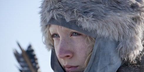 Saoirse Ronan in Hanna movie